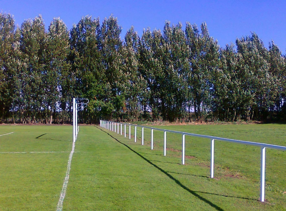 Sports Ground Perimeter Pitch Barriers